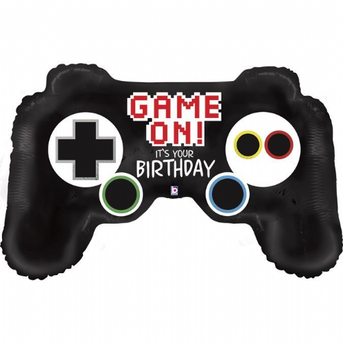 "36"" Game-Controller-Birthday"